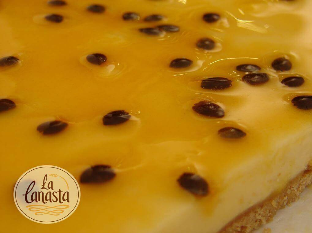 Cold Tarts Passion Fruit